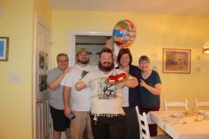 Chip's Birthday!